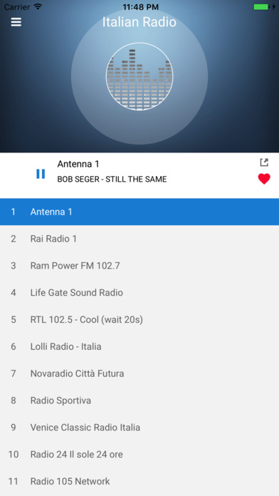 download Italian Radio Station Player - Live Streaming appstore review