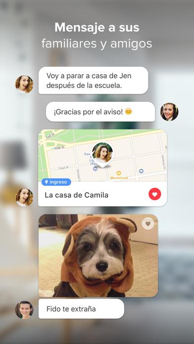 Localizador de Celular GPS, Buscar Familia, Amigos Screenshot