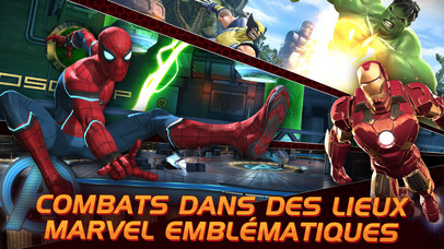 download MARVEL Tournoi des Champions apps 1