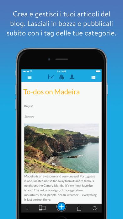 Istantanea iPhone 5