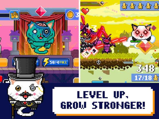 Screenshot 5 Laser Kitty Pow Pow