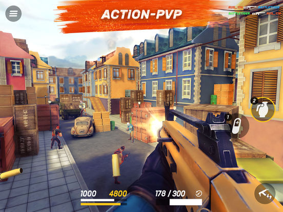 Screenshot 1 Guns of Boom