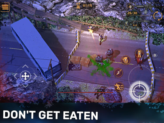 Screenshot 1 DEAD PLAGUE: Zombie Survival