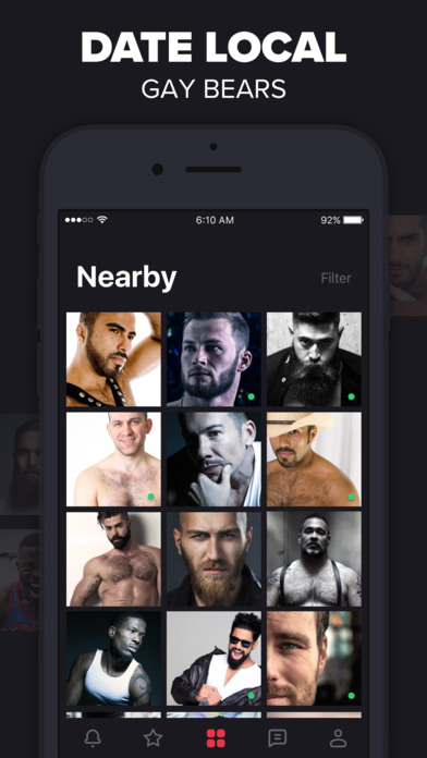 download Grizzly - Gay Bear Dating with Local Men and Chat appstore review
