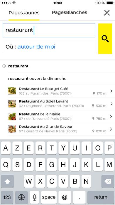 download PagesJaunes – Trouvez plus que des coordonnées apps 0