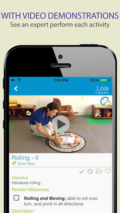 download BabySparks - Development Activities and Milestones appstore review