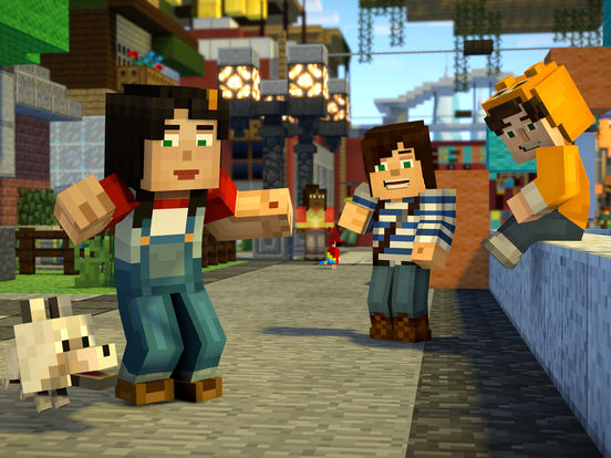 Screenshot 5 Minecraft: Story Mode - Season Two