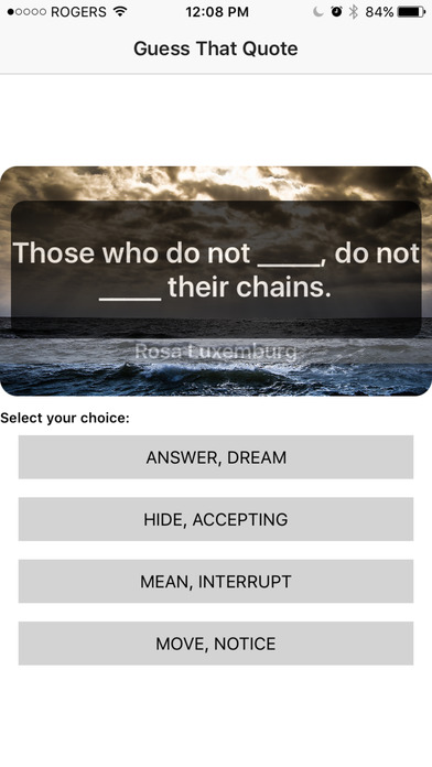 download Guess That Quote appstore review