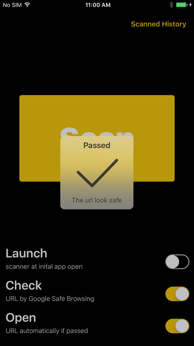 download QR Reader - Safe Browsing appstore review