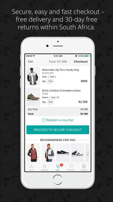 download Spree online fashion shopping – Women, Men & Kids apps 0
