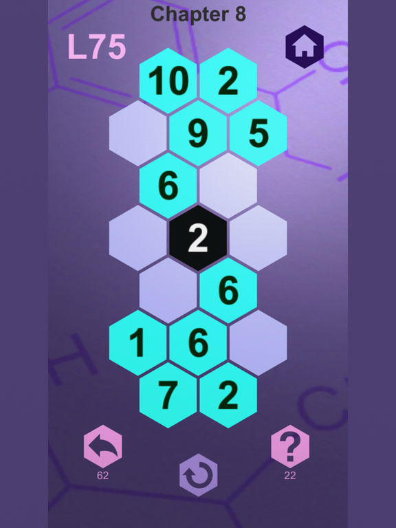 Screenshot 1 The Melding - A Number Logic Puzzle