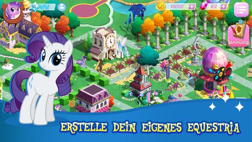 MY LITTLE PONY: Magic Princess Quests Screenshot