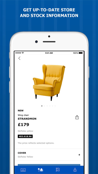 ikea store on the app store. Black Bedroom Furniture Sets. Home Design Ideas