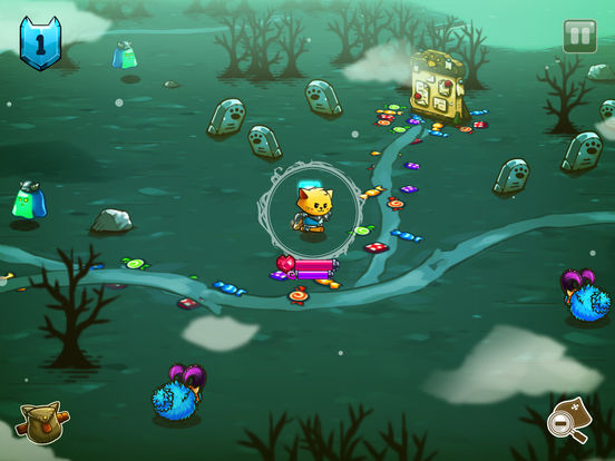 Screenshot 3 Cat Quest