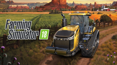 Screenshot 1 Farming Simulator 18