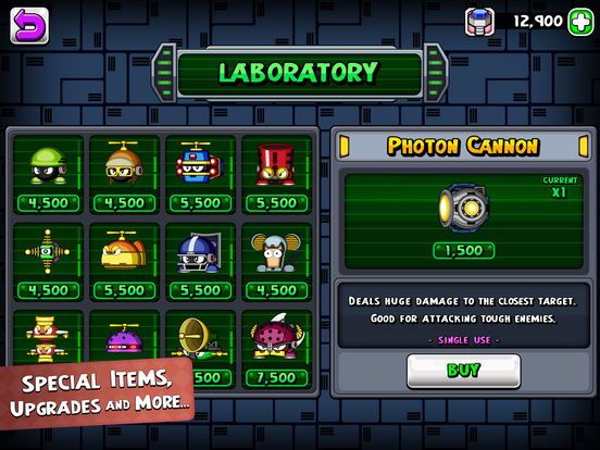 Screenshot 4 Tiny Defense 2