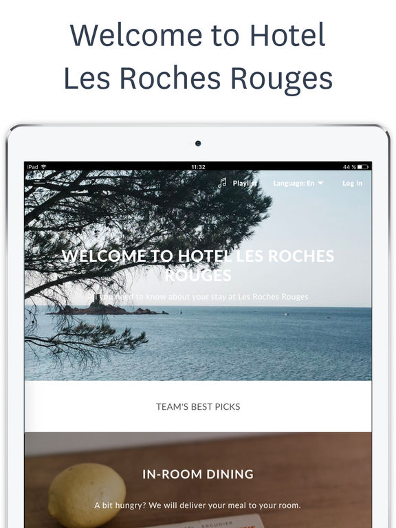 Hotel les roches rouges bei hotelcloud inc - Hotel les roches rouges ...