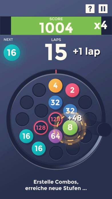 Screenshot 4 Laps - Fusion