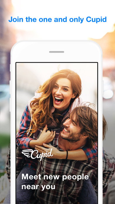 download Cupid: The One and Only to Meet and Get Matched! appstore review