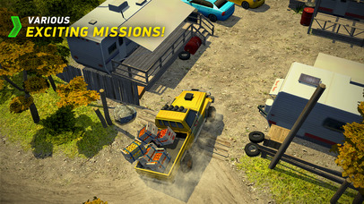 Parking Mania 2 iOS Screenshots