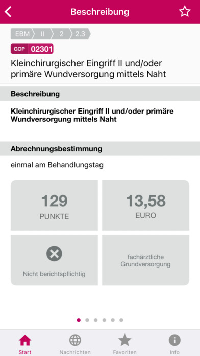 Screenshot for KBV2GO! in Germany App Store