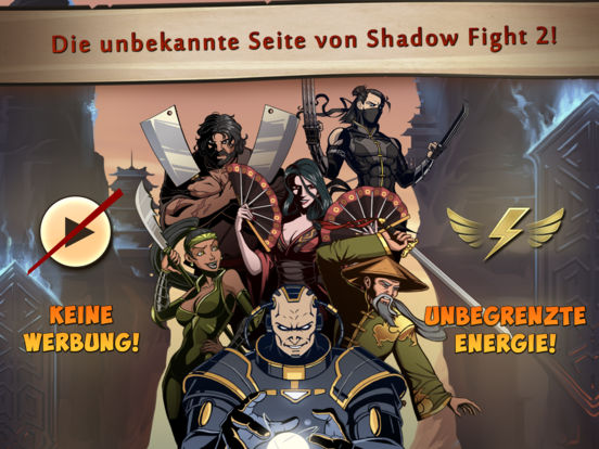 Screenshot 1 Shadow Fight 2 Special Edition