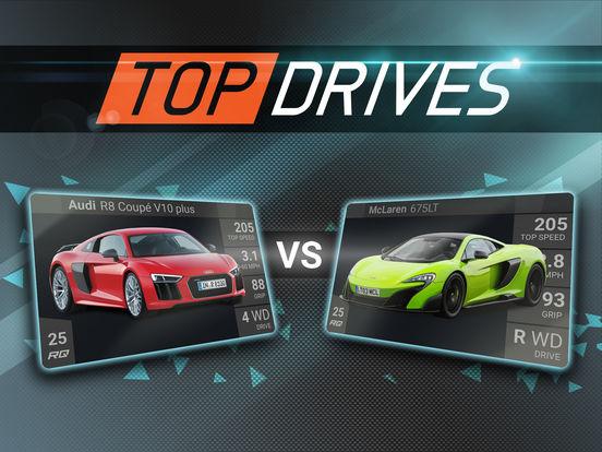 Screenshot 1 Top Drives