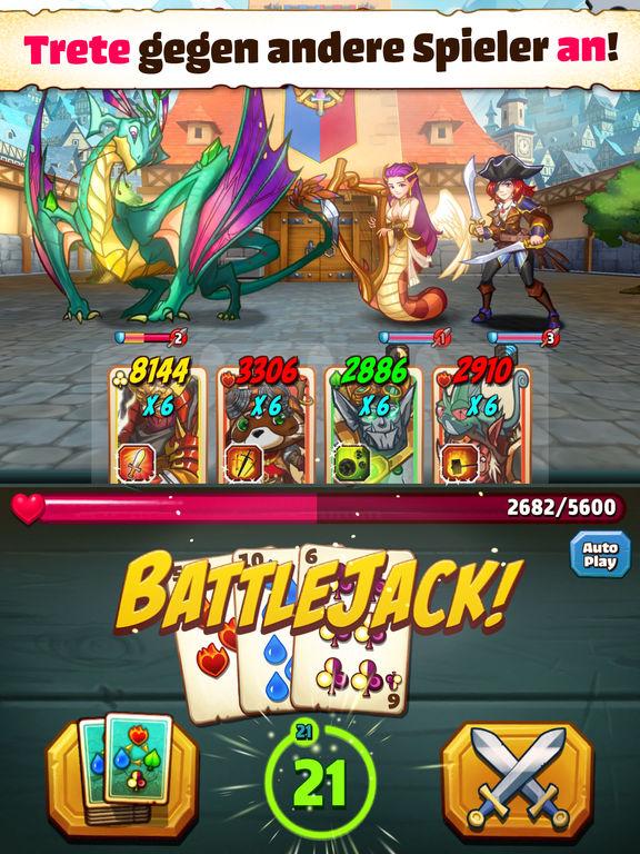 Screenshot 3 Battlejack
