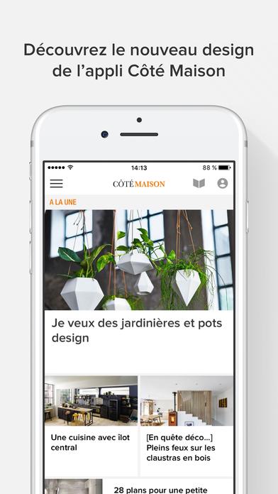 C t maison d co travaux et jardin on the app store for Application ipad construction maison