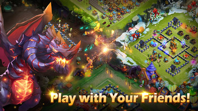 download Castle Clash: Anniversary Party appstore review