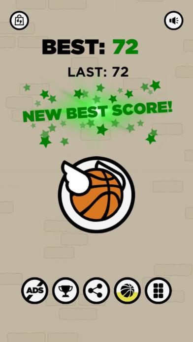 Screenshot 5 Flappy Dunk