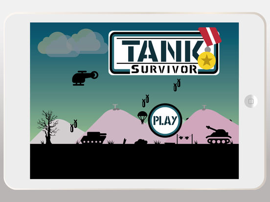 Tank Survivor (A Tanks Game) Screenshots