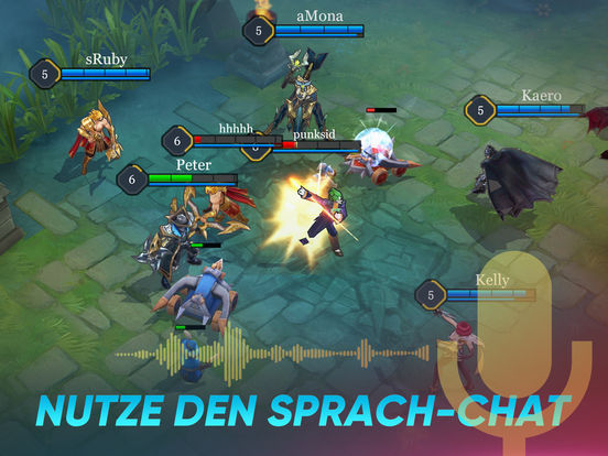 Screenshot 5 Arena of Valor