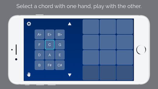 ChordUp Screenshot