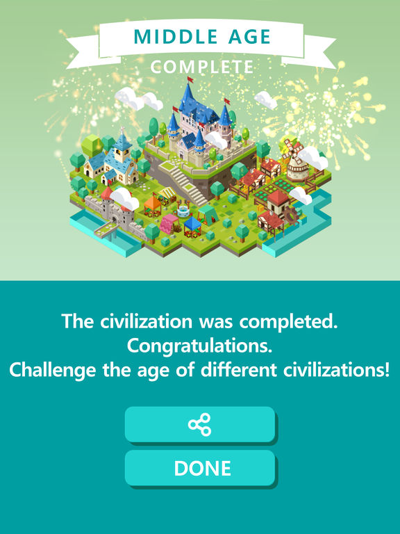 Screenshot 3 Age of solitaire : Build City