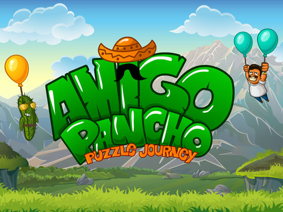 Screenshot 3 Amigo Pancho 2: Puzzle Journey