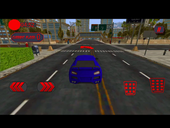 jeux de voiture a garer en ville