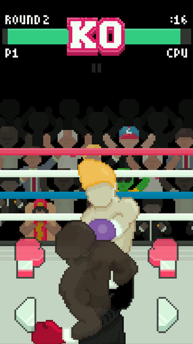 Pixel Punchers iOS Screenshots