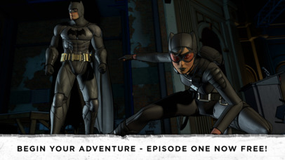 Screenshot Batman - The Telltale Series