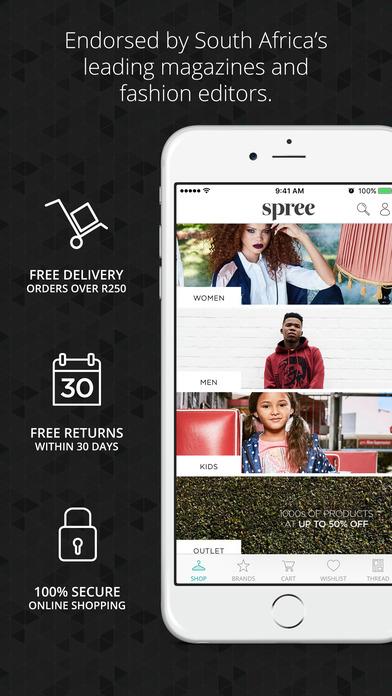 download Spree online fashion shopping – Women, Men & Kids apps 2