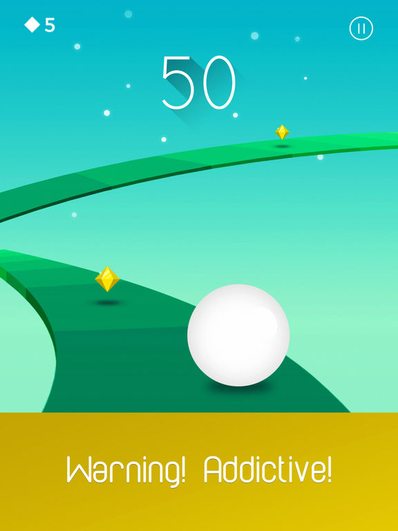 Screenshot 2 Rolling Path