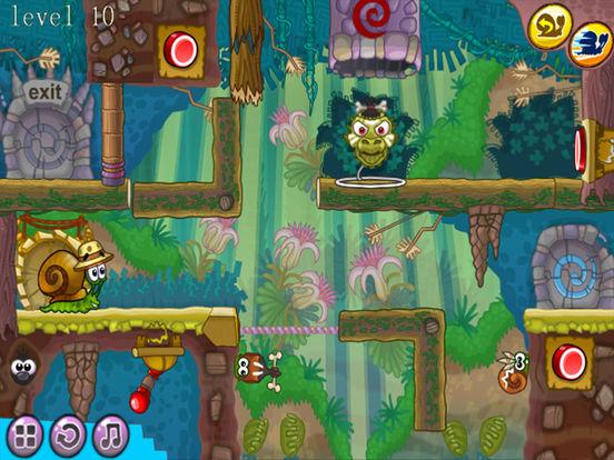 Snail Bobo 8v Screenshots