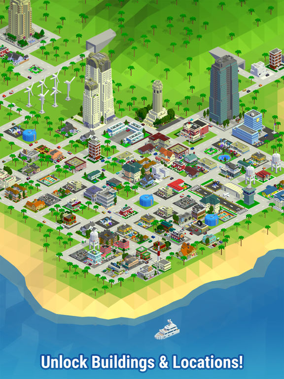 Screenshot 3 Bit City
