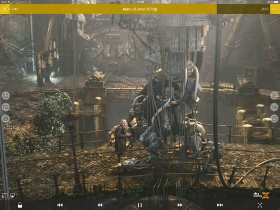 nPlayer Plus - The best media player Screenshot