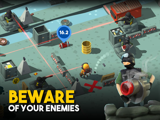 Screenshot 4 Bomb Hunters