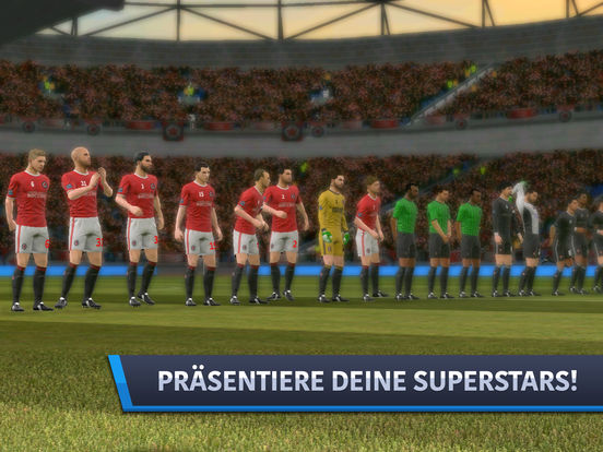 Screenshot 2 Dream League Soccer 2017