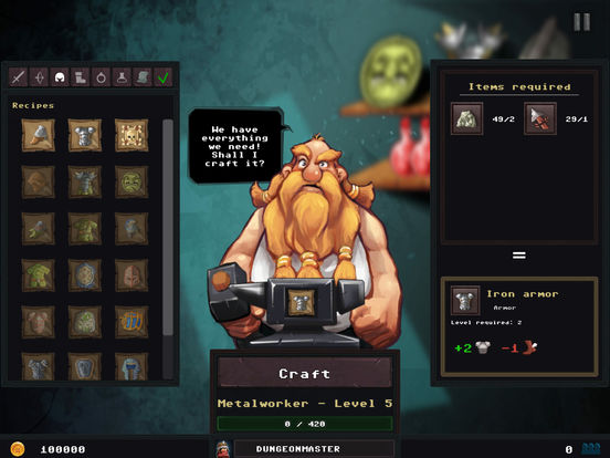 Screenshot 4 Dungeon Rushers