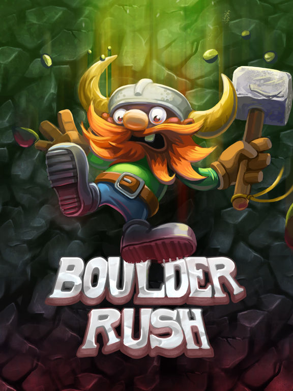 Boulder Rush - Retter der Tiere iOS Screenshots