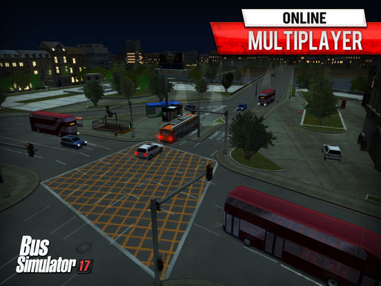 Screenshot 5 Bus Simulator 17