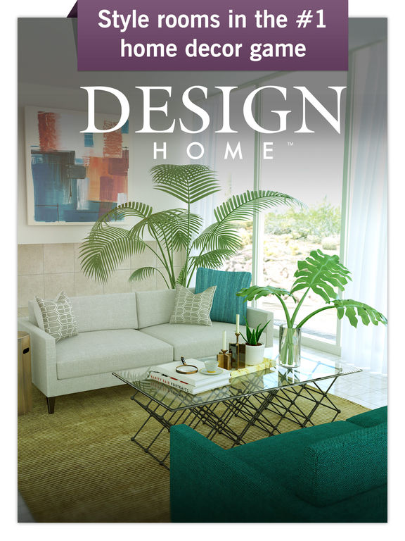 ipad screenshot 1 - Design Home